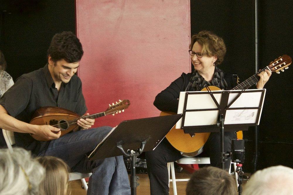 Jonathan Bélanger & Diane Dewar au Concert des Élèves, Juin 2016