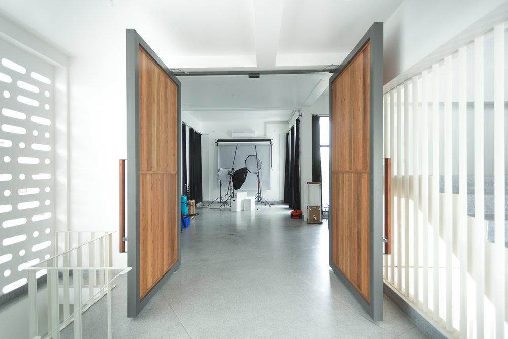 Studio doors open.jpg