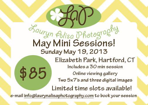 May Mini Sessions 2013