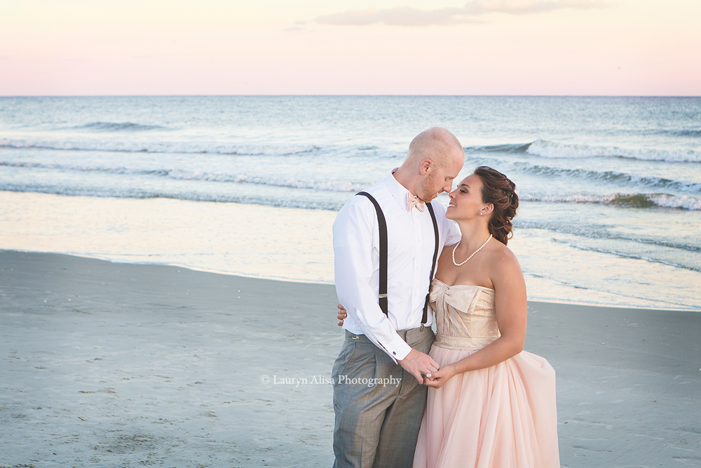 Ocean Isle Wedding Photographer