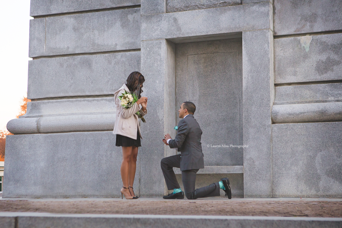 raleigh proposal