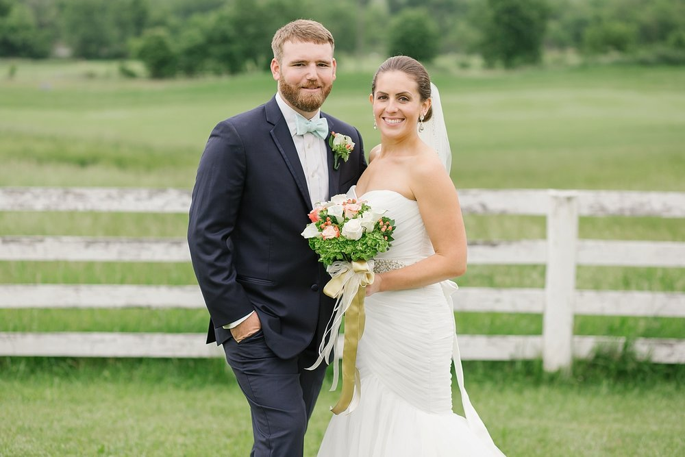 Moira and Joe - Romantic Summer Wedding