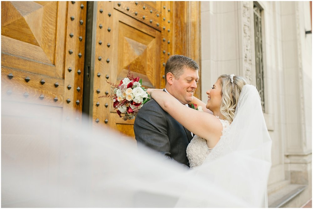 Amanda and John - Downtown Hartford Wedding