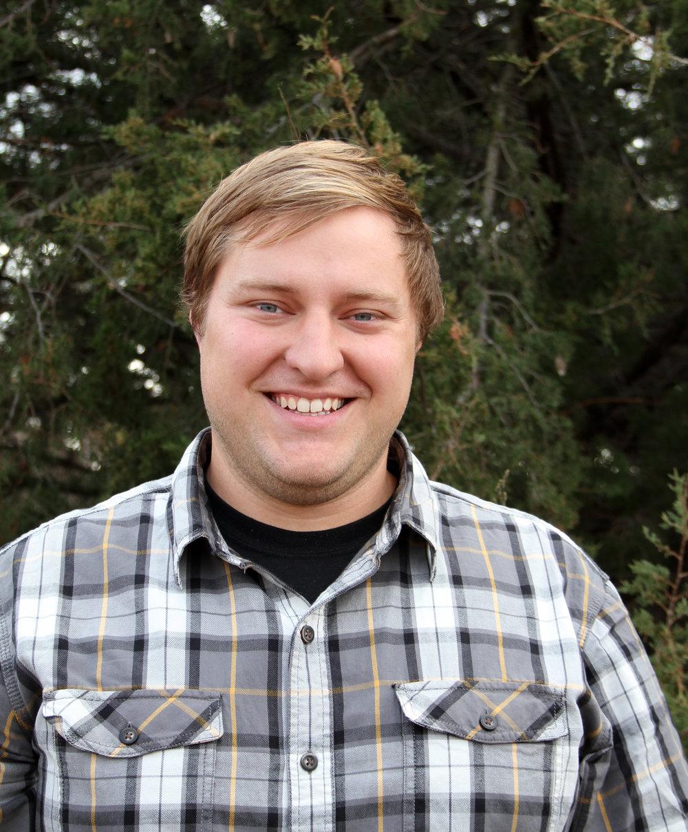 Youth/Young Adults Pastor - Corey Schneckloth cschneckloth@alccgi.com