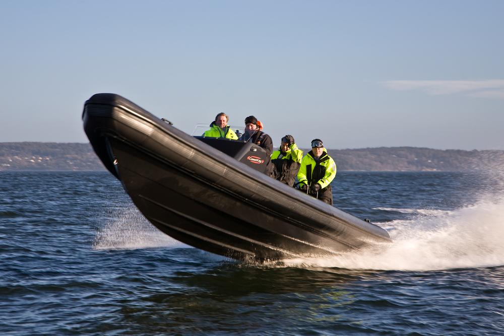 CoastKey trådløs dødmannsknapp