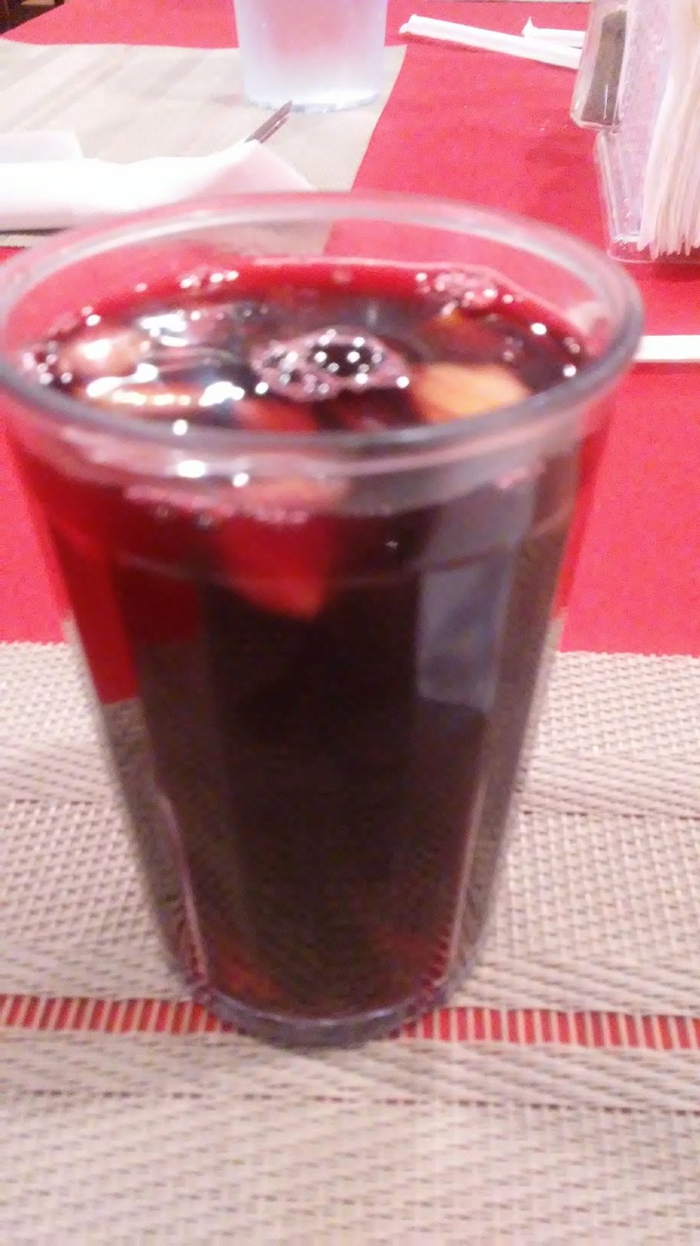 Chicha Morada - like drinking Christmas!