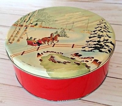 Vintage-8-Round-Christmas-Cookie-Tin-Horse-Drawn.jpg