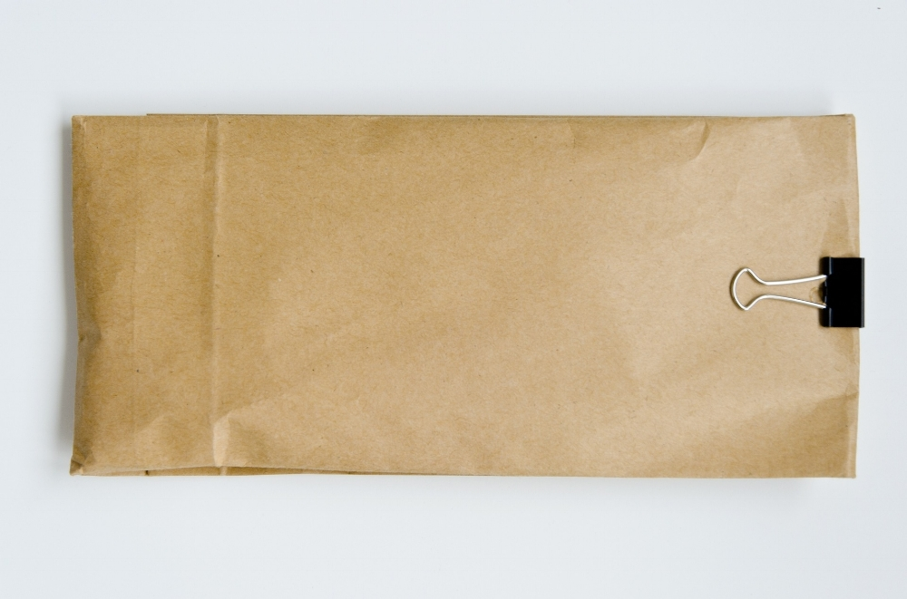 1. Ditch the brown paper bag -