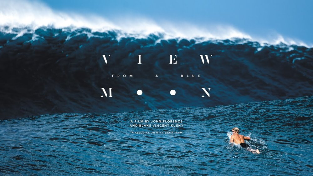 VIEW FROM A BLUE MOON- FEATURE FILM/ BRAIN FARM