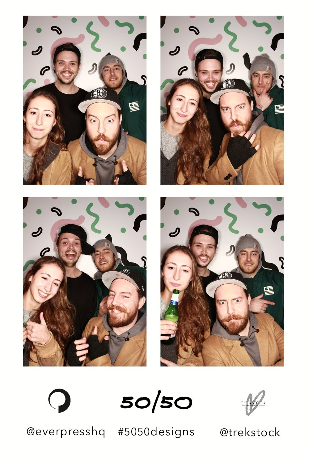 The London Lightbox Photobooth The Obscura Hoxton Arches Shoreditch Photo Booth