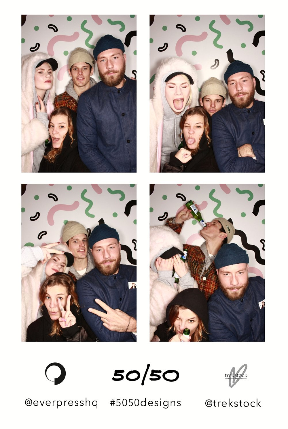 The London Lightbox Photo Booth Hoxton Shoreditch