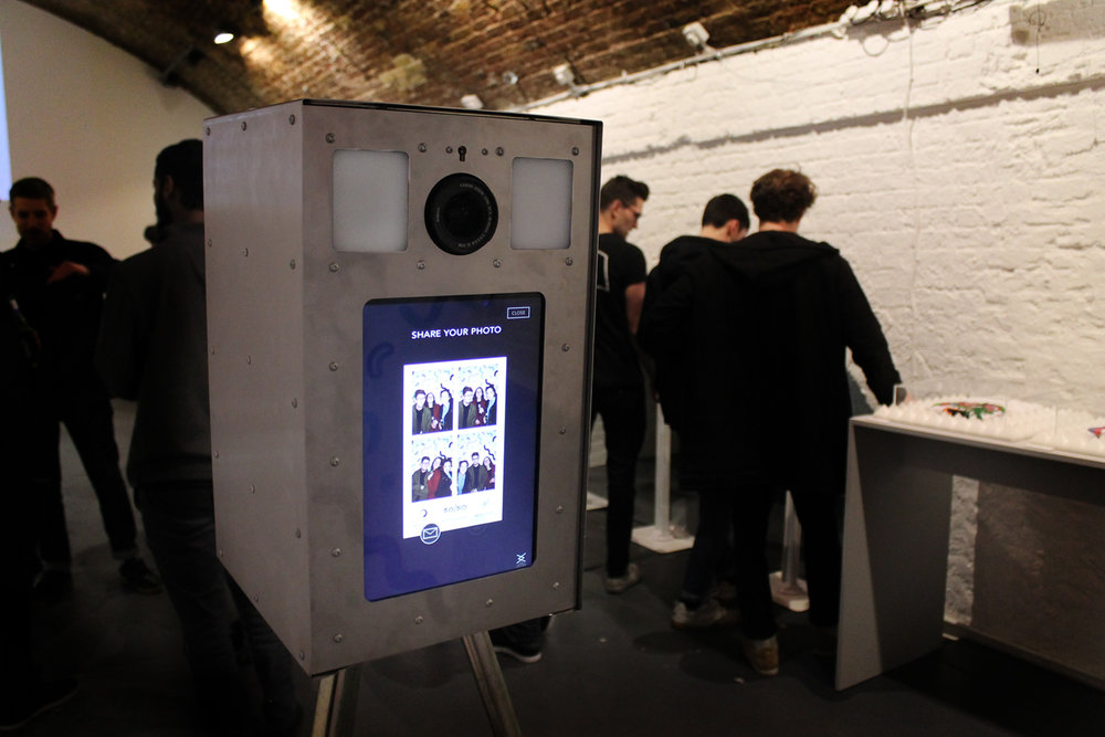 Everpress The London Lightbox Photo Booth