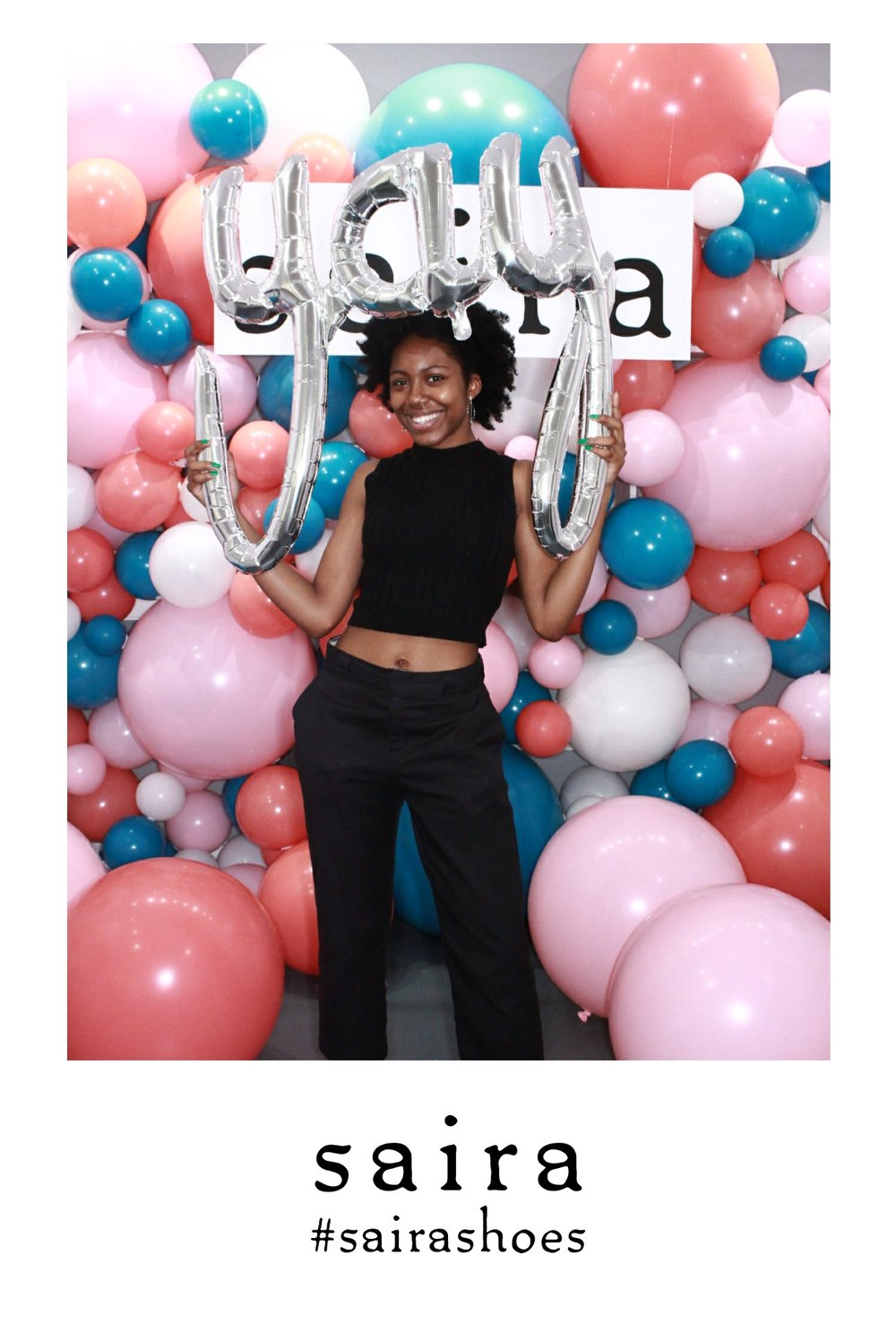 The London Lightbox Balloon Photo Booth
