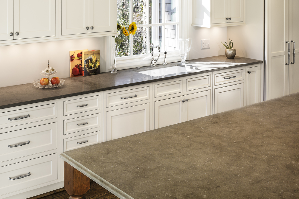 Natural Countertop Materials for Seven Stone
