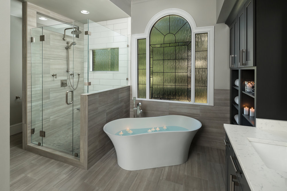 Direct Build Bathroom Sales Product Shoot - Design