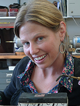 Jenny Reeves, Faculty