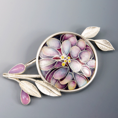 Cloisonné by Linda Darty