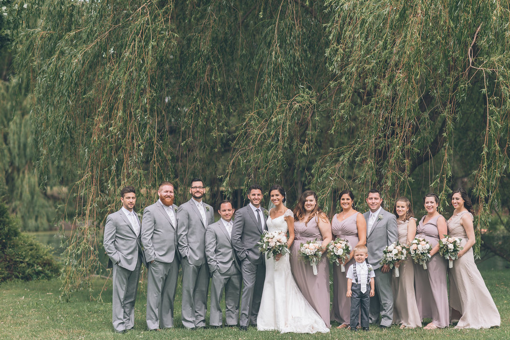Rustic New Jersey Wedding at Windows on The Water at Frogbidge