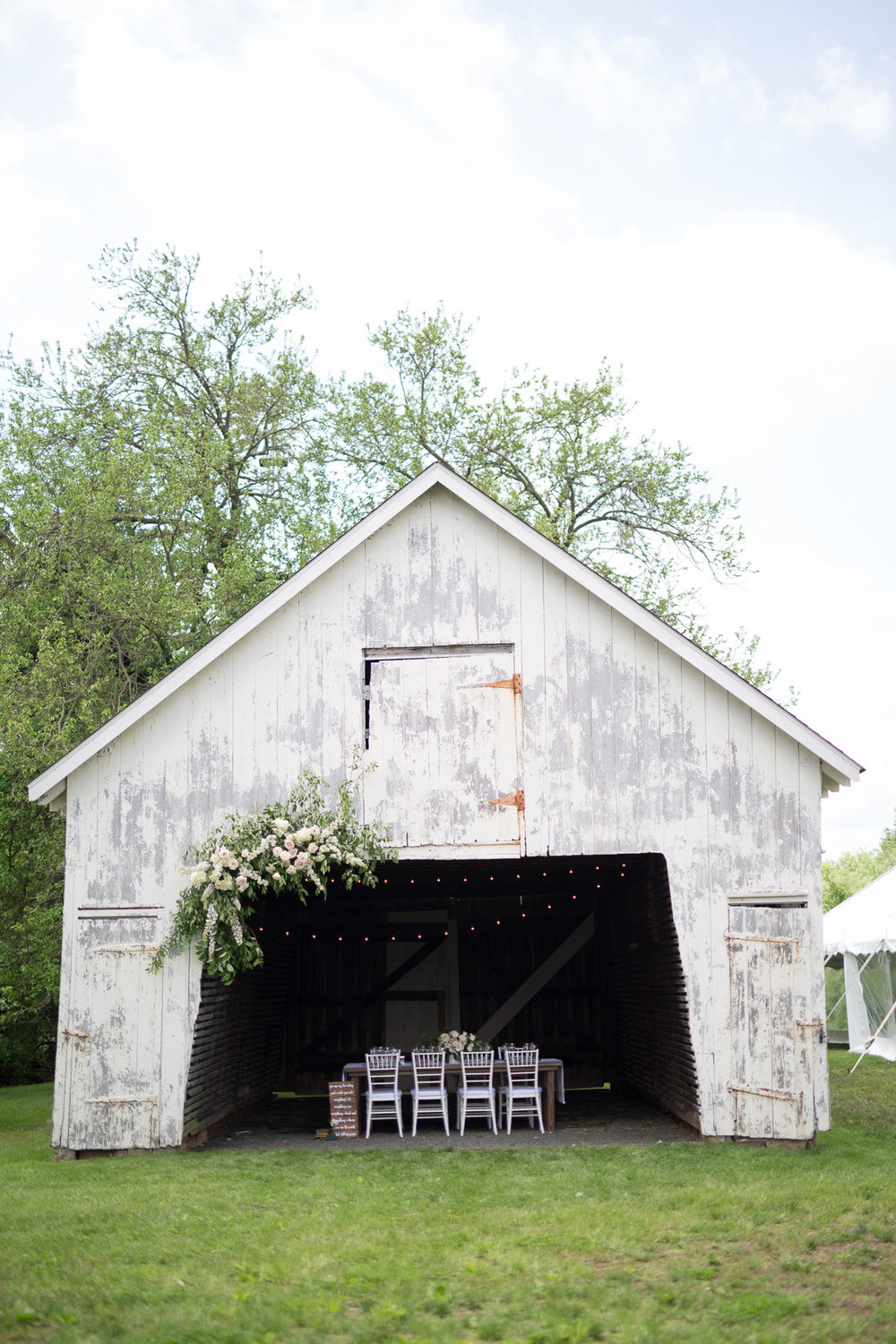 Rustic Barn Wedding Inspiration Princeton New Jersey