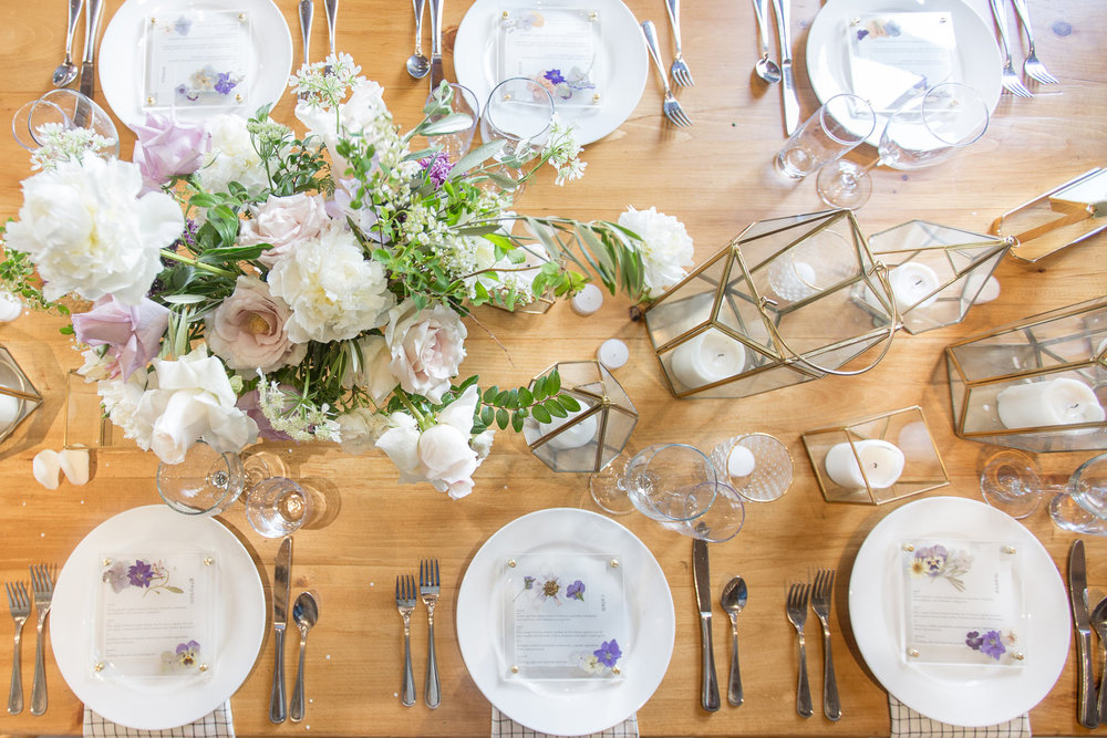 Chic and Modern Wedding Inspiration Princeton New Jersey
