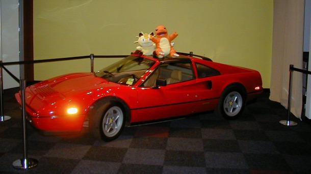 La Ferrari de John Carmack