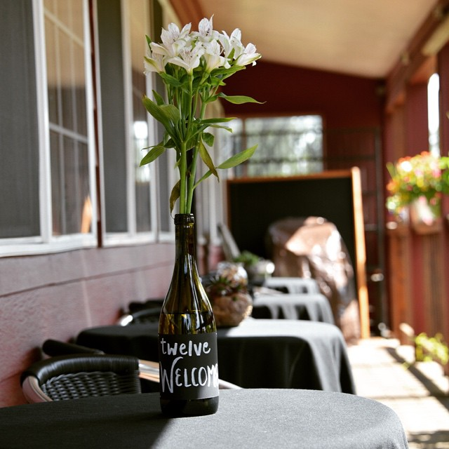 We've made it to Instagram :) Looking forward to sharing our tasting room and vineyard photos with fans of Twelve wine #twelvewine #oregonwine