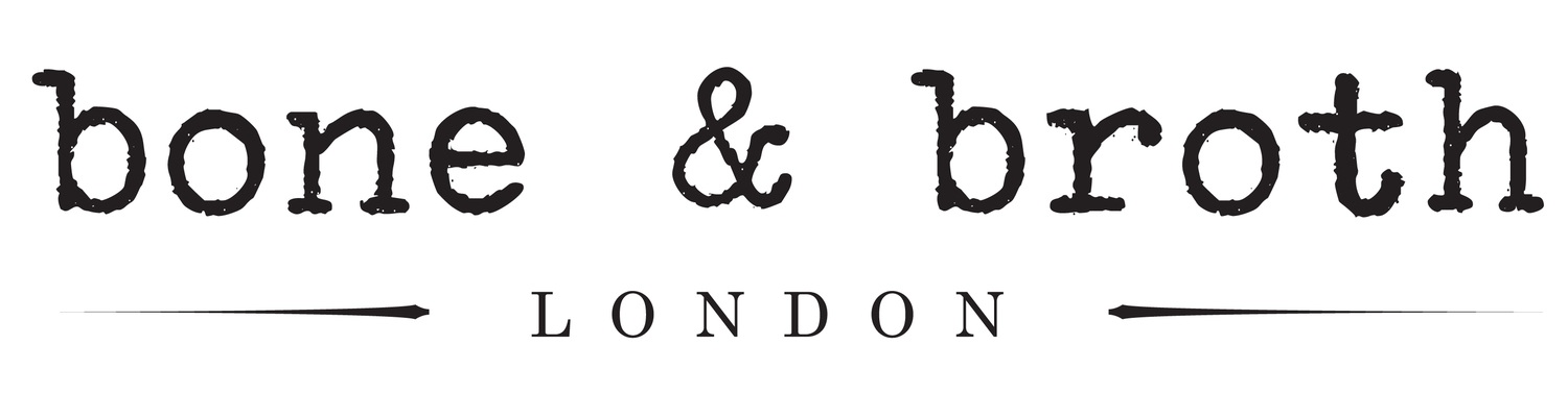 bone & broth | beef, chicken & vegan broth online & in Central London