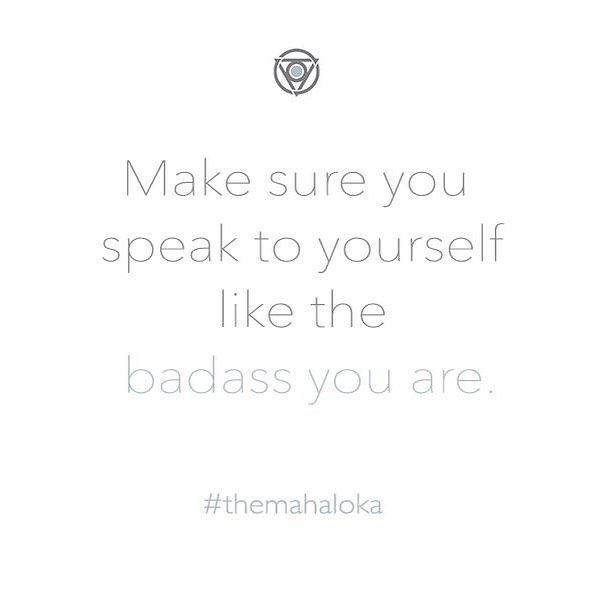 You heard me. ✨✨✨ #themahaloka #begreat #livegreat #dogreat #QOTD