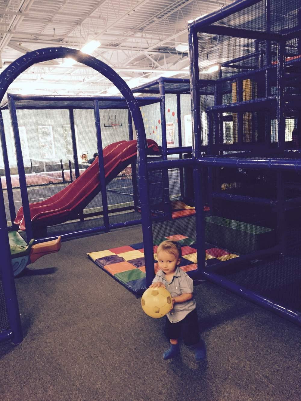 The Indoor Playground