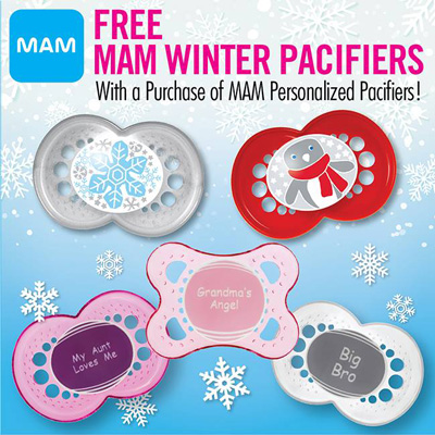 Blog babygotchat visit shopmambaby add all items to your cart and enter the promotional code merrychristmas the mam winter pacifier pack will be free fandeluxe Gallery