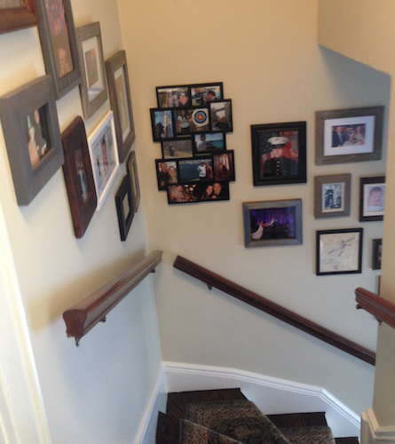 Spruce Up Your Home With A Diy Family Photo Wall Babygotchat