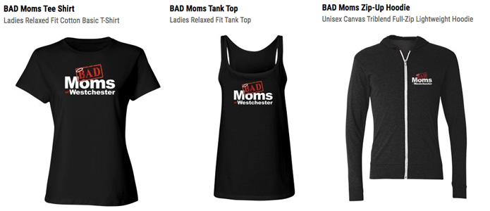 Want To Be A BAD Mom Baby Got Chat Has Teamed Up With The BMWs Dont Call Us BMs On These Exclusive Tee Shirts Ill Wearing Mine Everywhere I Go