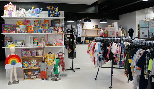 e052dea5 The Best Spots to Sell or Donate Your Kid Stuff. BOUTIQUE RESALE STORES