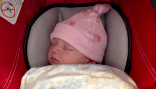 Baby Its Cold Outside How To Keep Them Safe Warm In The Car Seat BabyGotChat