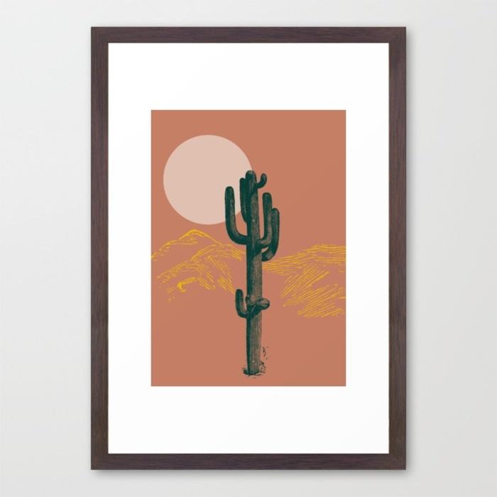 hace-calor-framed-prints.jpg
