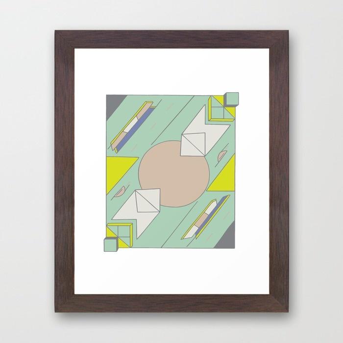pattern-1-speed-lights-framed-prints.jpg
