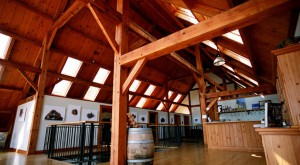 blenheim vineyards tasting room
