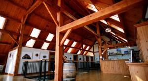 blenheim vineyards tasting room