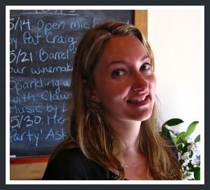 Kelly Meyers Rogan • Tasting Room Manager