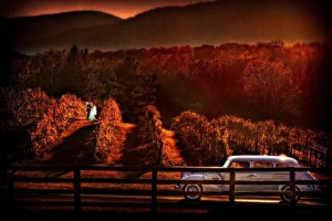 Virginia Wine Tours, Charlottesville Virginia Vintage Limousine