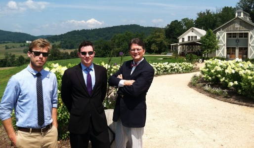 Blue Ridge Wine Excursions Wine Trail Guides, Bergen Hanson, Justin Stone, Michael Moore