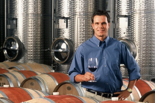 Stephen Barnard Keswick Vineyards Wine Tour