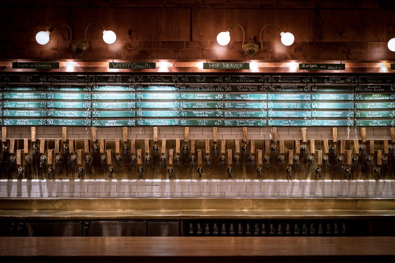 Beer — Banger\'s Sausage House & Beer Garden