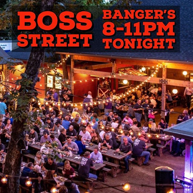TONIGHT: We have Boss Street Brass Band getting down with us in the #BeerGarden for #SXSW. 8-11PM. No badge or wristband required! We'll see you when you get here~. . . . #austin #texas #bossstreet #brassband #livemusic #freesxsw
