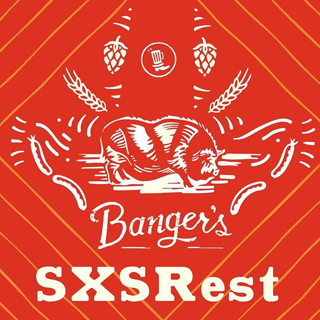 Goodbye SXSW, hello SXSRest. We're closing the restaurant today 3/18 to give our staff a chance to recharge. We will be back in full swing tomorrow 3/19. See you then folks!. . . . #raineystreet #bangers #sxsw #recharge