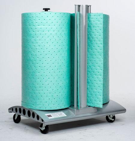 Wheeled Multi Dispenser