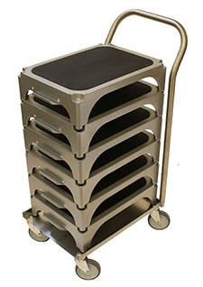 The Step Stool Transport Cart is also available