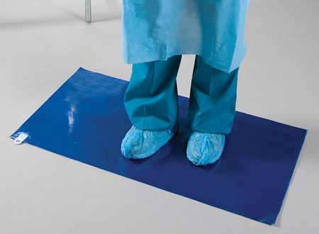 Tacky Clean Room Mat