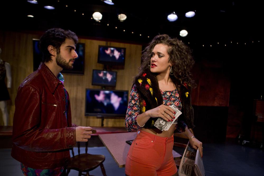 Jesse Friedman & Gerianne Perez