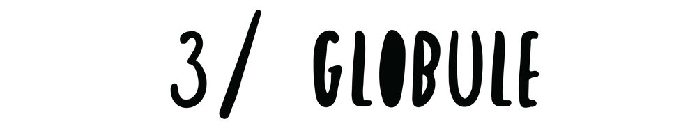 "A wise man once said, ""A lil glob will do ya!"" ...He was wrong. A whole LOT of Glob will do ya!       Glob (Short for Globule, thank you very much) here will probably thank me later for suggesting a few more tactful nicknames: Globs, Globby, Glob Barker, Globbo, Lil' Globs... You get the point."